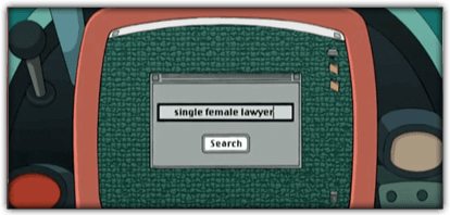 Single Female Lawyer